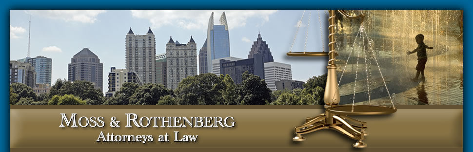 Moss and Rothenberg - Atlanta Divorce Attorneys